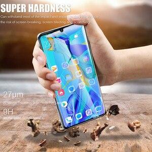 Image 3 - 3Pcs 9H Gehard Glas Voor Huawei P20 Pro P30 P10 Lite P Smart 2019 Full Screen Protector Voor honor 9 10 20 Lite 8X Glas Film