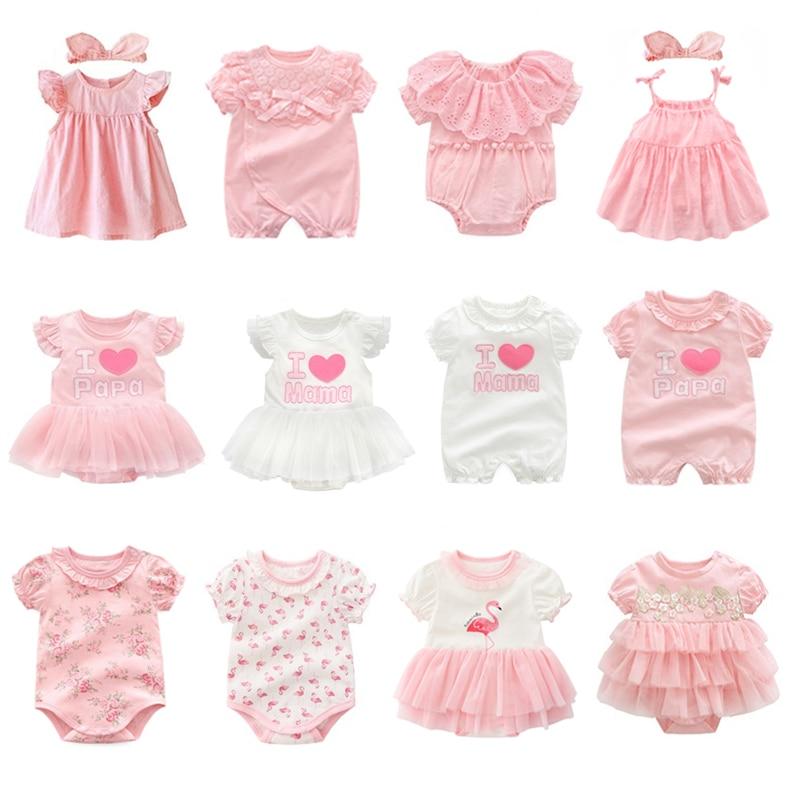 New Born Baby Clothes Dresses