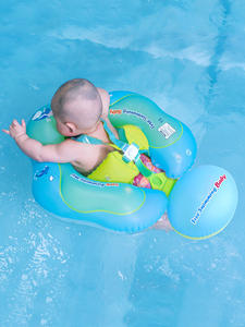 Swimming-Float-Ring Bathing Double-Raft-Rings Baby Inflatable Kids Circle