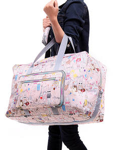 Organizer Handbag-Accessories Cubes-Luggage Trolley Packing Duffle Travel-Bags Foldable