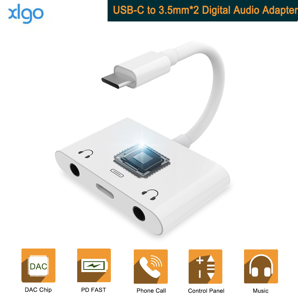 USB C to 3.5mm Aux Cable USB C to 3.5mm Headphone Adapter Type C to 3.5mm Audio Adapter Type C DAC Adapter Audio Connector for iPad Pro//Google Pixel//Pixel 2//2XL//3//Huawei//Samsung//Moto Z//Z2 Red