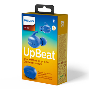Image 5 - Original PHILIPS SHB2505 Wireless In ear Headset Bluetooth 5.0 HiFi Dual microphone music sport Support official verification