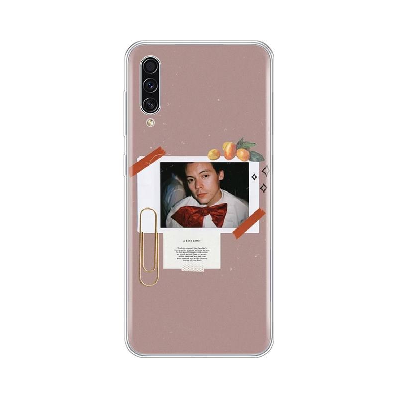 Harry Styles Phone Case For samsung galaxy A3 A5 A7 A10 A20 E A30 S A40 A50 A70 A71 A80 2017 2018