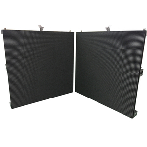 Image 2 - 35pcs P6 576x576mm Cabinet Outdoor Full Color Smd Rgb Waterproof Big Led Display Screen Commercial Led Modules Display
