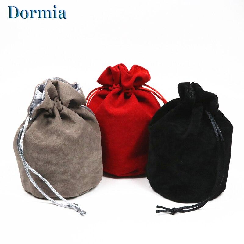 3 цвета, двухслойная бархатная сумка с кулиской, для упаковки, Подарочные кубики, для хранения монет, безделушки|Настольные игры|   | АлиЭкспресс