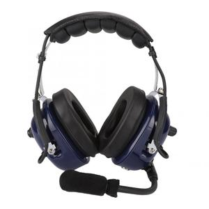 Image 5 - Earbud General Aviation Headset, Dual Plug Pilot Headphone, 3.5mm Noise Reduction Headset for Pilots