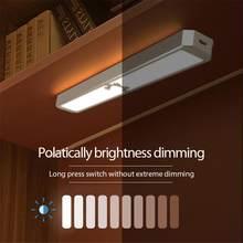 Goodland Placard Lumière LED Lumières Lumière de Capteur de Mouvement PIR Placard Armoire Nuit Lampe Pour Cuisine Chambre À Coucher Armoire Rétro-Éclairage