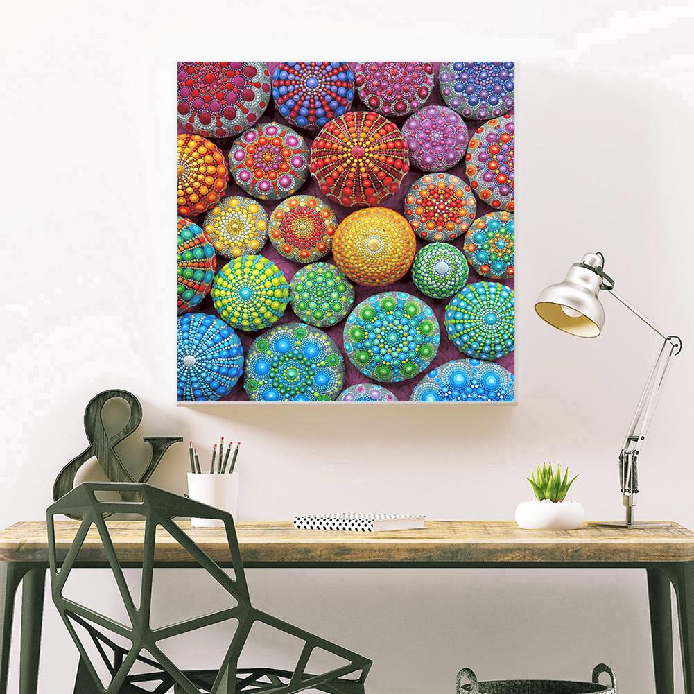 DIY Full Drill Diamond Painting Cross Stitch Embroidery Mosaic Home Decoration