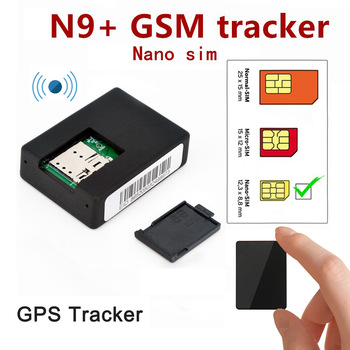 Mini GPS Tracker for Vehicles with Audio Geofence Kids Cars  Pets Luggage Senior Persons - discount item  39% OFF Smart Electronics