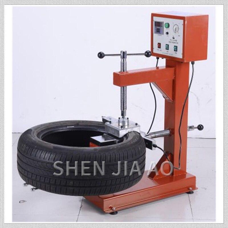 220V w pełni automatyczna kontrola temperatury opon sprzęt do warsztatu wulkanizowane maszyna do naprawy opon narzędzie do naprawy opon samochodowych 1PC