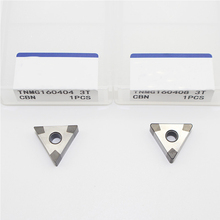 TNMG160404 3T Solid Corner CBN Insert TNMG160408 Thoroughly Brazed Lathe Knife Blade for CNC Machine