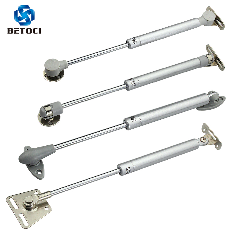 Pneumatic Support Rod Kitchen Cabinet Door Lift Support Hydraulic Hinge Gas Spring Stay Hold Pneumatic Furniture Hardware
