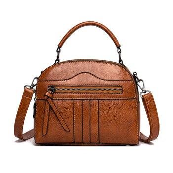 ICEV new solid zipper shoulder bag small shoulder bags for women leather handbag purse and handbag ladies day clutch crossbody фото