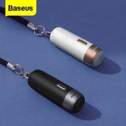 Baseus T3 Anti-Lost Alarm Tracker Mini GPS Location Smart Tracker For Kid Pet Bag Wallet Phone Rechargeable Key Finder Locator
