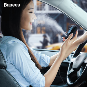 Image 1 - Baseus Car Air Freshenerเครื่องฟอกอากาศอัตโนมัติMini Magnetic Humidifier Freshener Car Air Outlet Diffuserน้ำหอม