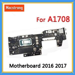 Testado Motherboard i5 2.0G 8 A1708 GB 13 820-00875-A para MacBook Pro 2016 2017