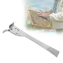 Multifunction Bee Tools Stainless Steel Thumb Type Honey Knife Hive Scraper Beekeeping Cut