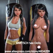 KNETSCH – poupées sexuelles en Silicone pour hommes, 166cm, qualité supérieure, masturbateur, jouets sexuels, vagin réaliste, poitrine, Oral, Sexy, poupée d'amour