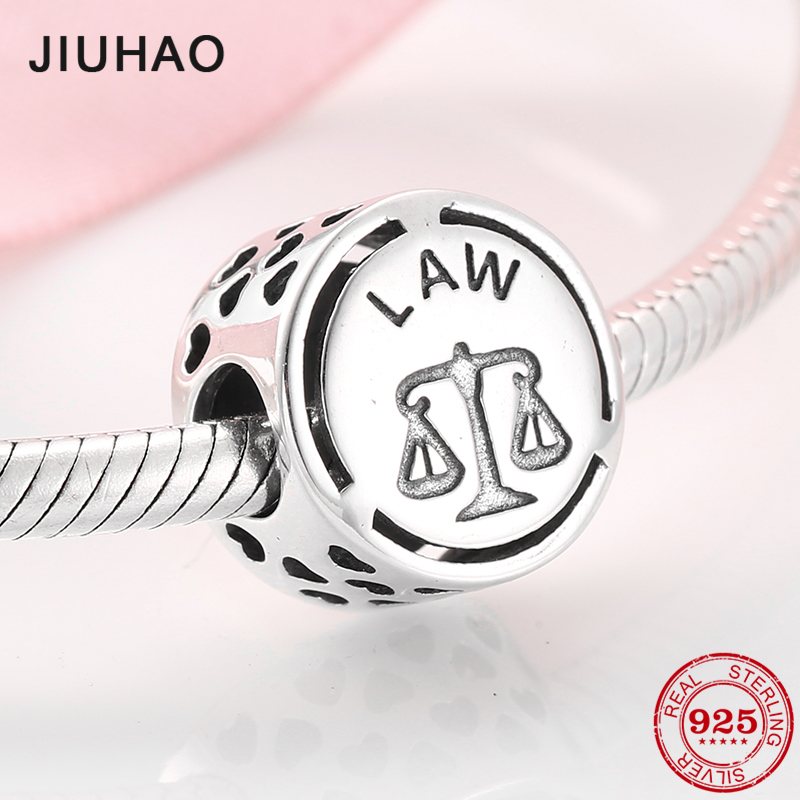 925 Sterling Silver Lawyer Occupation