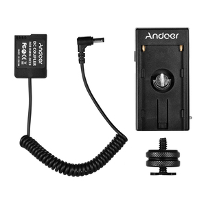 Image 5 - Andoer NP W126 الدمية البطارية مقرنة مع الربيع كابل لوح بطارية حامل ل فوجي كاميرات X A1/X A2/X A3/X E1/X E2/X M1