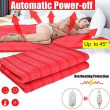 Одеяло с электрическим подогревом Anticreep, подогрев, 3 шестерни, контроллер, матрас, постельные принадлежности, зимний теплый сон, безопасность для дома, подогреватель, коврик