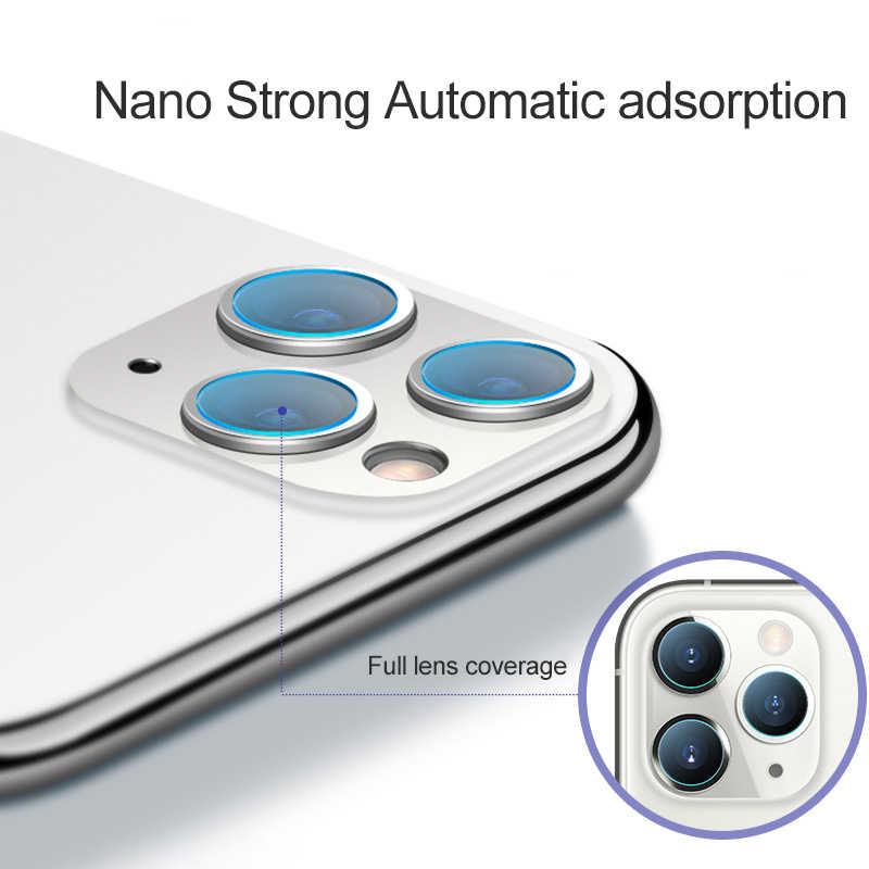 Lens Beschermende Glas Voor 7 8 6 6S Plus 9D Telefoon Screen Protector Voor Iphone X Xr Xs Camera gehard Glas Voor Iphone 11 Pro Max