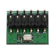 RISE สำหรับ Hackrf One ภายนอก TCXO นาฬิกา PPM 2.5Ppm สำหรับแอพพลิเคชัน GPS GSM/WCDMA/LTE
