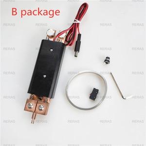Image 5 - Bricolage Machine de soudage par points soudage 18650 batterie portable stylo de soudage par points 25 stylo de soudage carré avec fonction de régulation