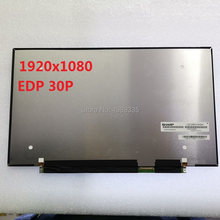 13.3-inch tela lcd lq133m1jw02a 1920x1080 edp30p alta pontuação tela lcd ips tela lcd