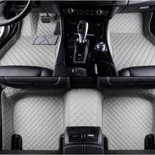 NEW Car Mats FIT For CR-V CRV Car Floor Mats All Weather Carpets Auto Mat 2007-2011