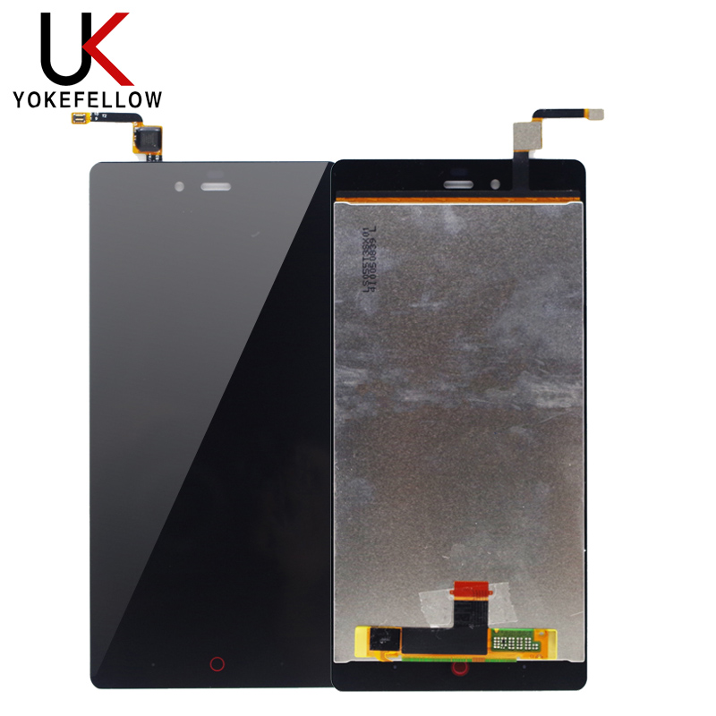 5.5inch LCD Display For ZTE Nubia Z9 Max NX510J NX512J LCD Display With Touch Screen AssemblyMobile Phone LCD Screens   -