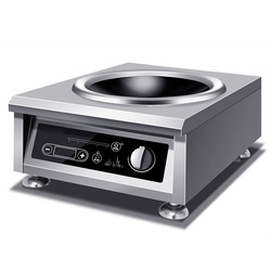 High Power Commercial Induction Cooker Electric Induction Cooktop For Soup Steamed Stewed Hotel Restaurant Canteen