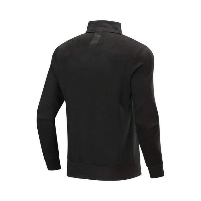 Li-Ning Men Wade Series Sweater Regular Fit 82% Cotton 18% Polyester Hoodie Zipper Closure LiNing Sports Jackets AWDP433 MWW1599 1