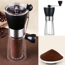 Bean-Mill Coffee-Grinder Ceramic-Core Hand-Shake Manual Stainless-Steel Wear-Resisting