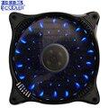 Pccooler звездное небо 12 см компьютерный корпус охлаждающий бесшумный вентилятор RGB волшебный регулируемый светодиодный 120 мм cpu кулер вентилят...