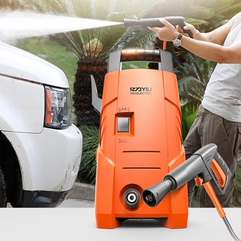 Бытовая мойка для автомобиля 220 В очиститель высокого давления уход электрическая стиральная машина Авто мойка чистящее средство аксессуа