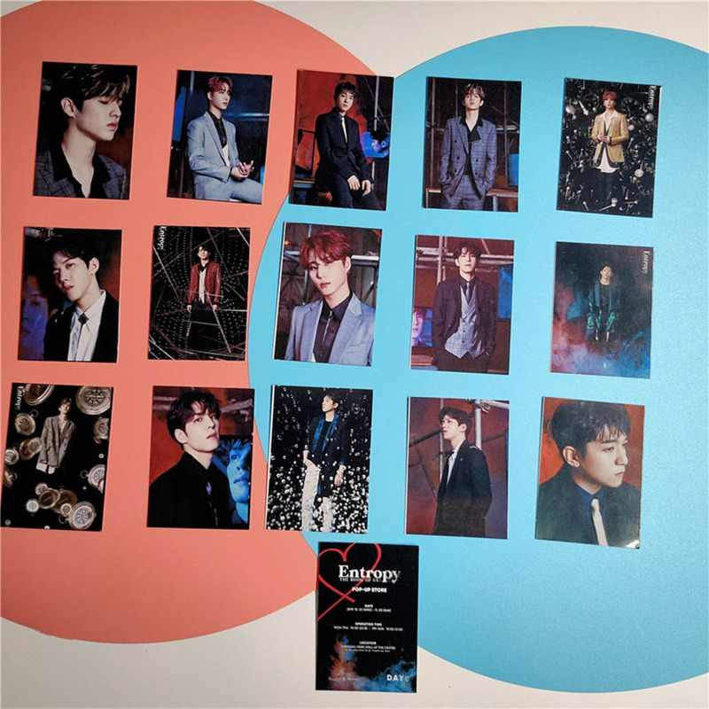16pcs set Kpop DAY6 New Album Groups Members Photo LOMO Card Portray Photo Postcards.jpg q50
