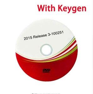 Image 4 - 2021 neue Ankunft 2017.R3 mit keygen auf DVD/Link Software und Installation video unterstützung 2017 modelle autos lkw für delphis
