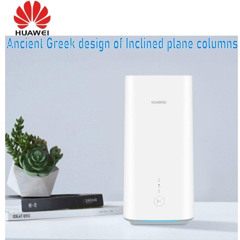 Huawei 5G CPE Pro (H112-372) 5G (n41/n77/n78/n79) 4G (B1/3/5/7/8/18/19/20/28 /32/34/38/39/40/41/42/43) CPE Roteador sem fio