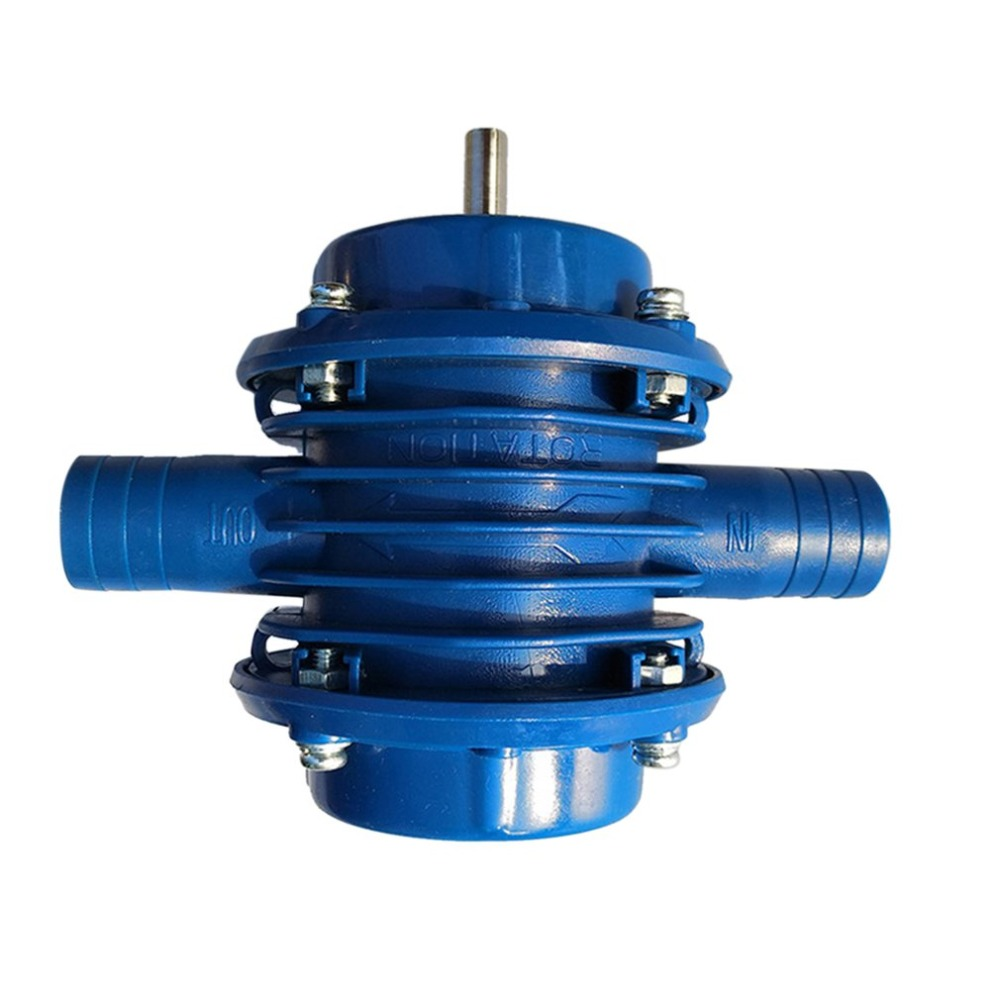 Hand Drill Water Micro Self-Priming Dc Pumping Self-Priming Centrifugal Pump Household Small Pumping