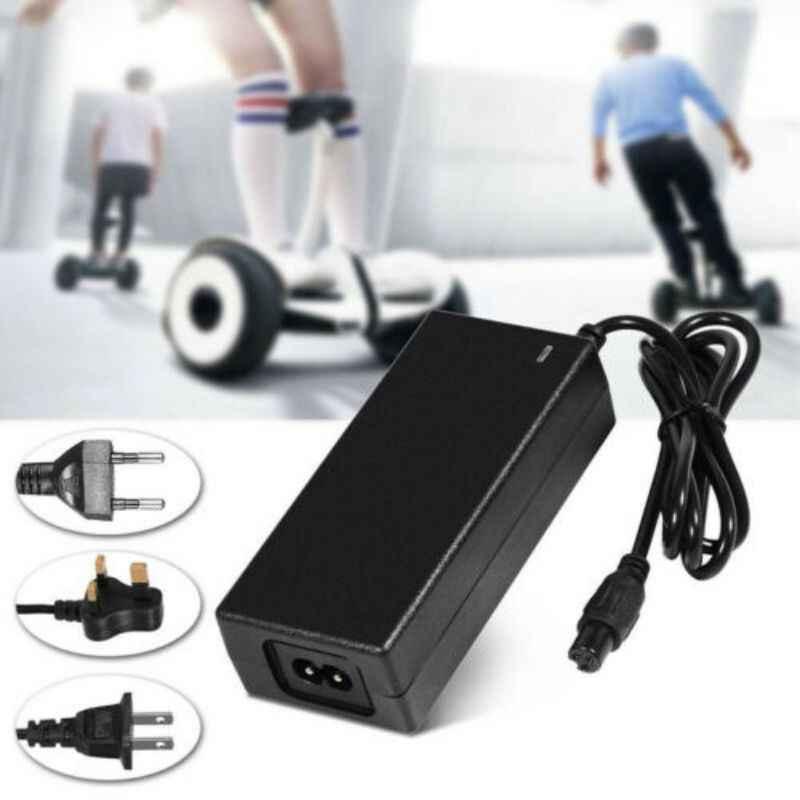 42V 2A Hoogwaardige Universele Lader Adapter voor Twee-wiel Balans Elektrische Scooter Drift Auto Lithium Batterij Oplader
