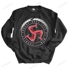 Męska streetwear bluza TT wyścigi Isle of Mann turysta trofeum wyścigi motocyklowe marka mężczyźni jesienna bluza z kapturem zimowa bluza dla chłopców tanie tanio Jesień I Zima Na co dzień CASUAL CN (pochodzenie) Pełne COTTON POLIESTER Drukuj REGULAR Z okrągłym kołnierzykiem shubuzhi