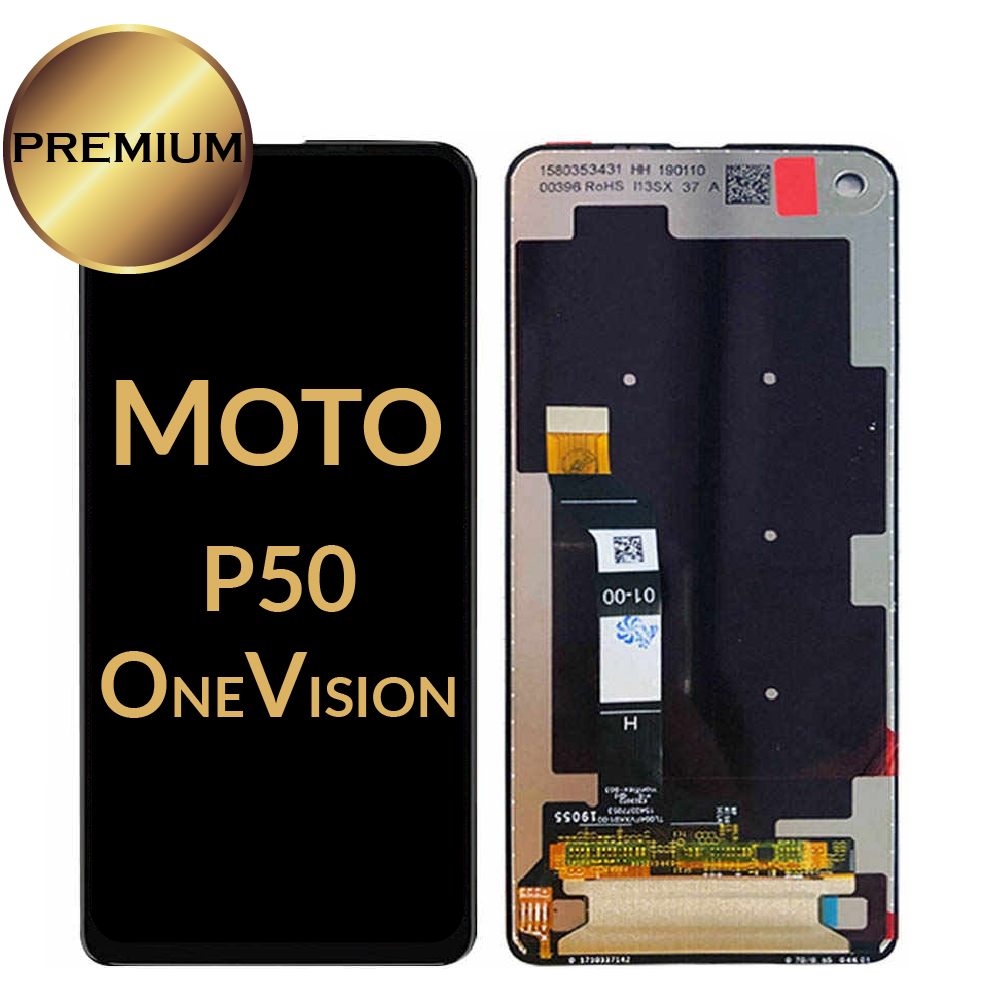 For Motorola One Vision LCD moto P50 XT1970 LCD Display Touch Screen Digitizer Assembly Replacement For Moto P50 LCD