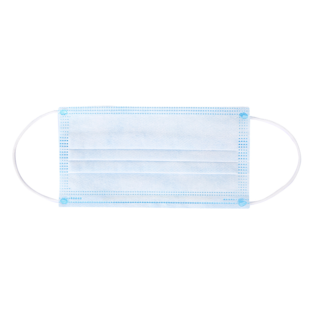 In stock! 20/40/60/100PCS Non Woven Disposable Face Mask 3 Layers Anti-Dust Face Masks Ear loop Mouth Mask 5