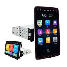 Multimedia Gps Navigation Android Video-Player Car-Radio New 16GB 1GB 1-Din Wifi Tesla-Style
