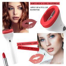 Lábio de silicone dispositivo plumper lábio automático plumper elétrico dispositivo ferramenta beleza mais completo maior lábios mais grossos