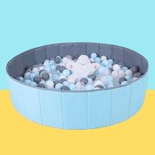 Playpen Playground-Toys Ball-Pool Ocean-Ball Foldable Baby Kids Children for Birthday-Gift