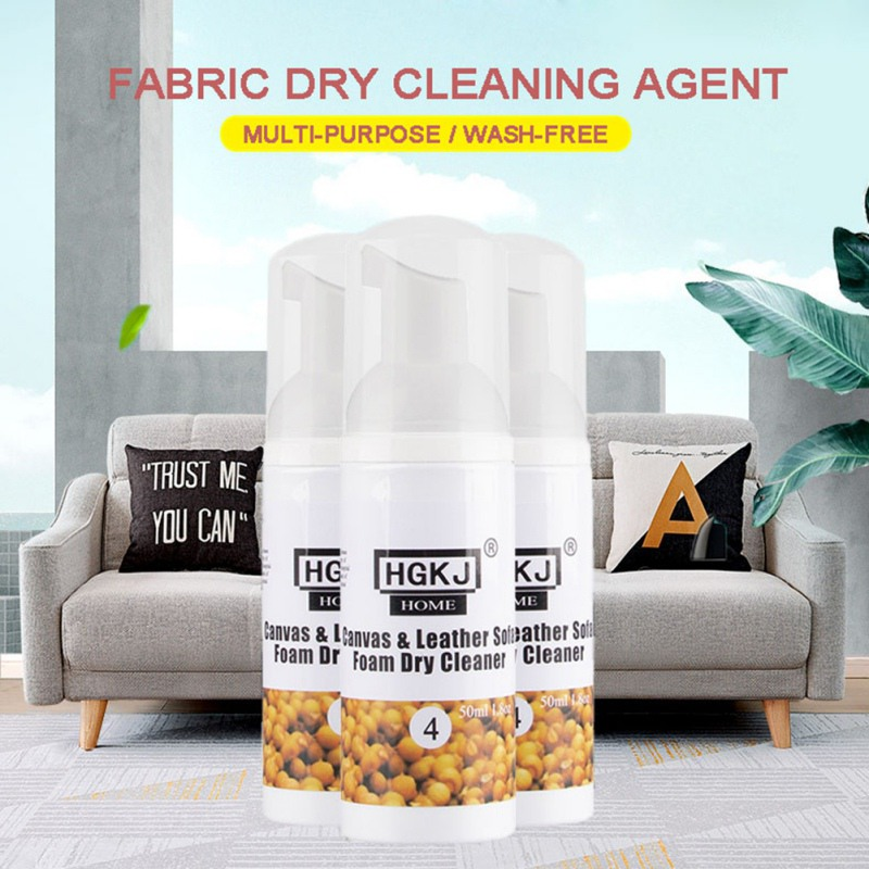 50ml Dry Cleaner Multi Purpose Cloth
