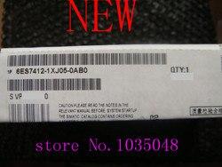 1 szt. 6ES7412-1XJ05-0AB0 nowe i oryginalne priorytetowe wykorzystanie dostawy DHL
