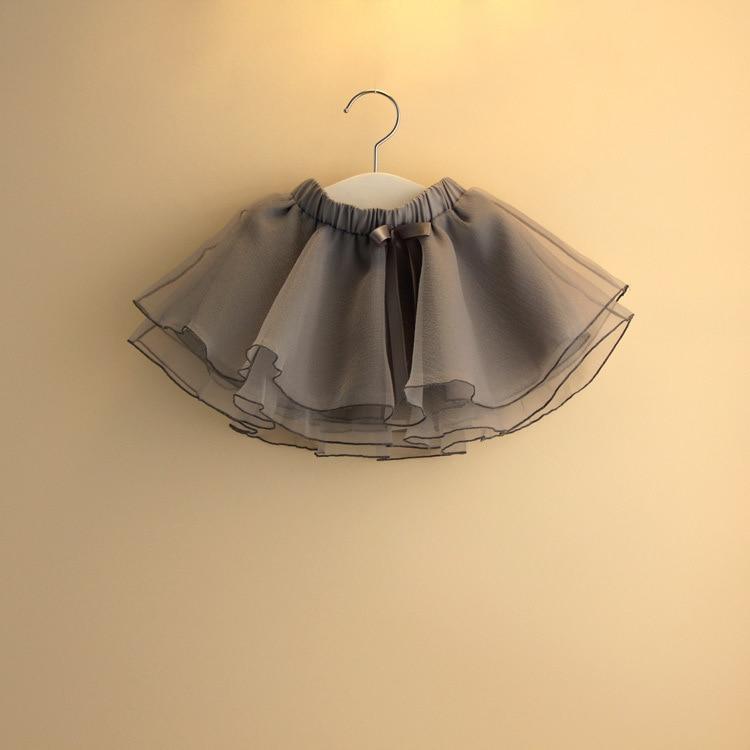 Infant Tutu 1-2-3-Year-Old Girls' Princess Skirt Children Baby Short Skirt Spring Clothing 4-5 Girls' Veil Dress Semi-